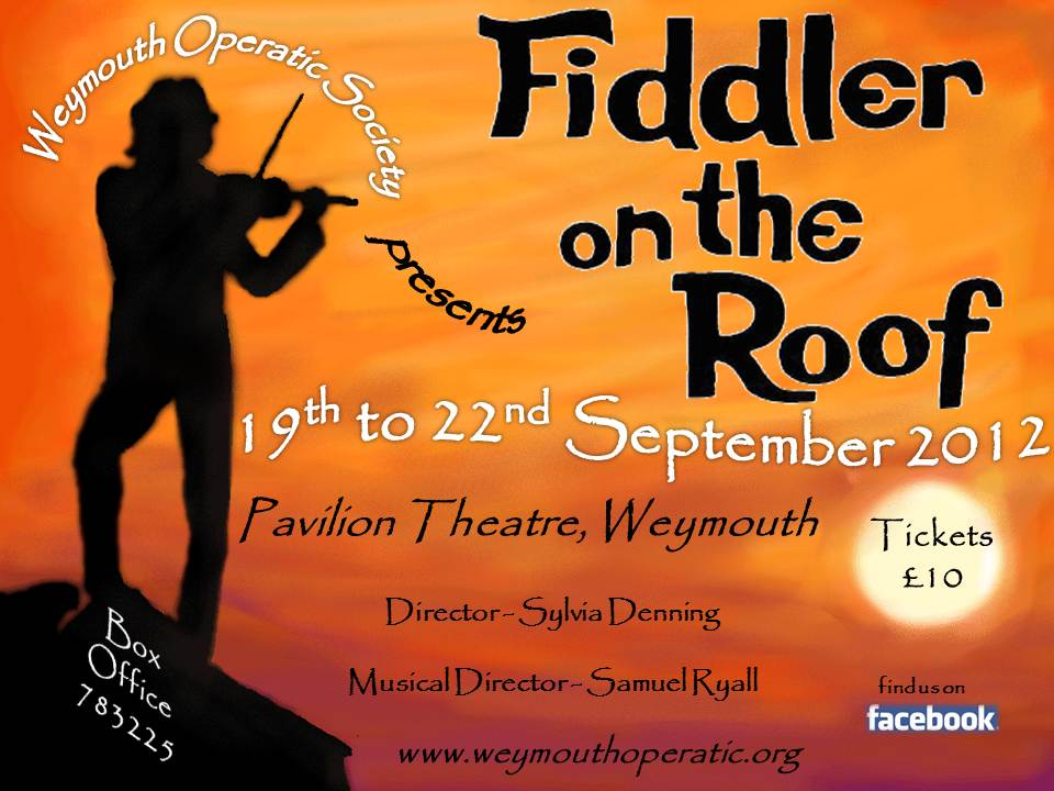 Fiddler On The Roof 2012